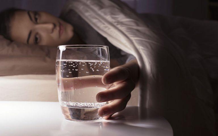 Drikk nok vann / Hydrering / Tren hjemme / Hjemmetrening
