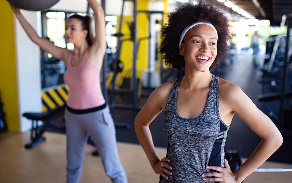 Hvorfor trening gir deg bedre hud / Hjemmetrening / Tren hjemme