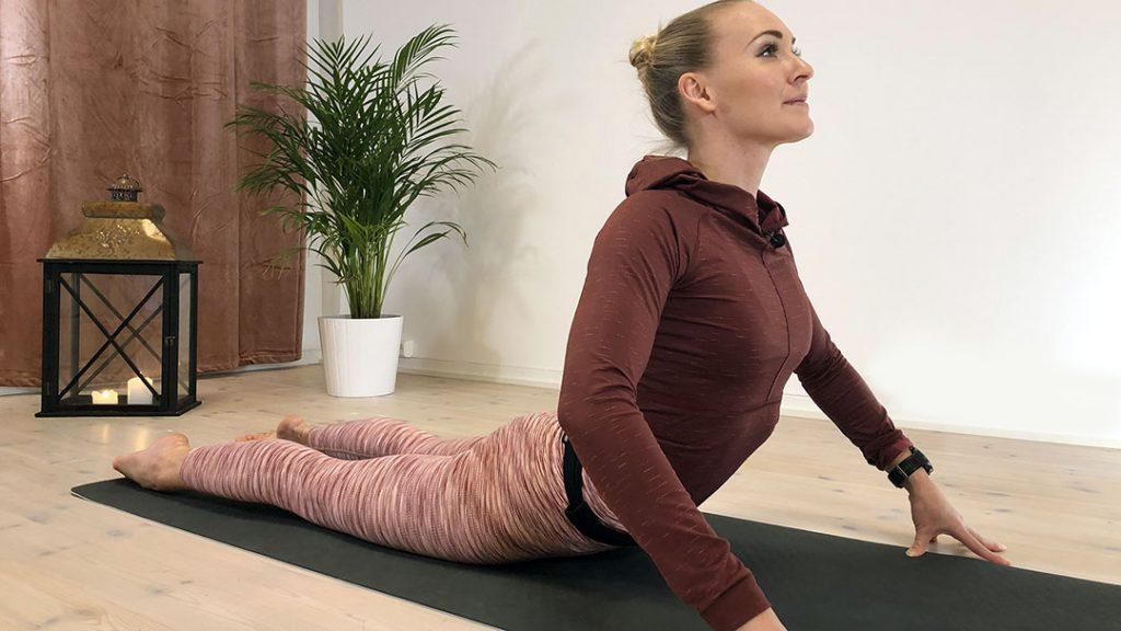 Morning Breeze yoga / Morgenrutine / Tren hjemme / Hjemmetrening