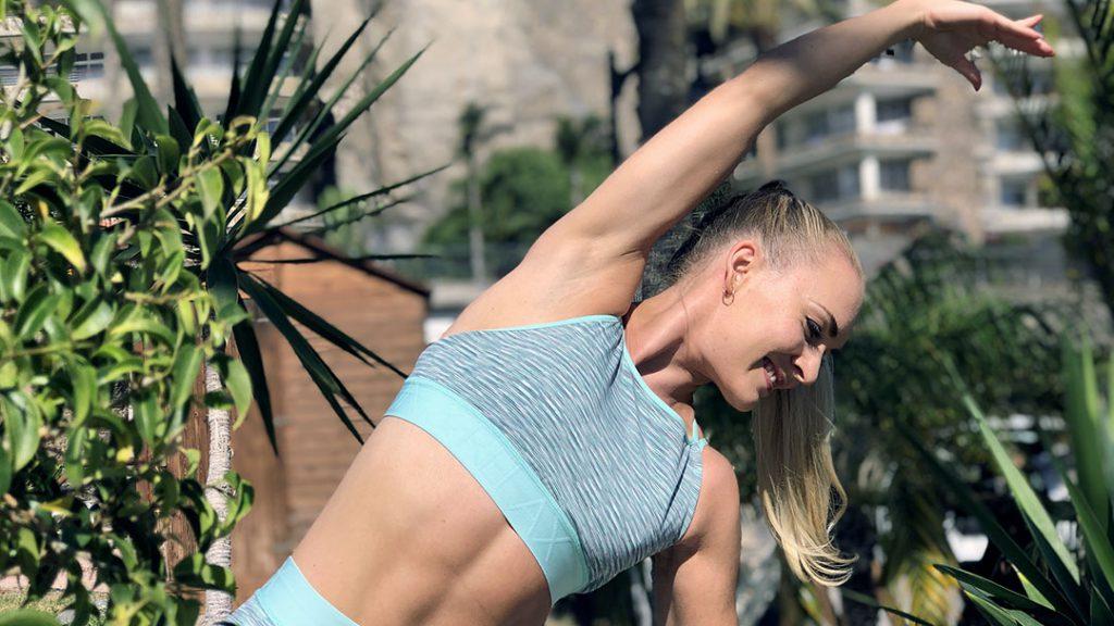 Pilates Fusion / Ta treningen med deg / Tren hjemme / Hjemmetrening / LaMove