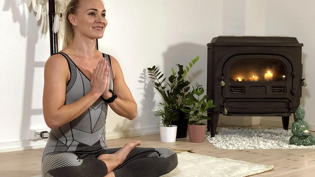 Yoga / Hjemmetrening / Online trening / LaMove