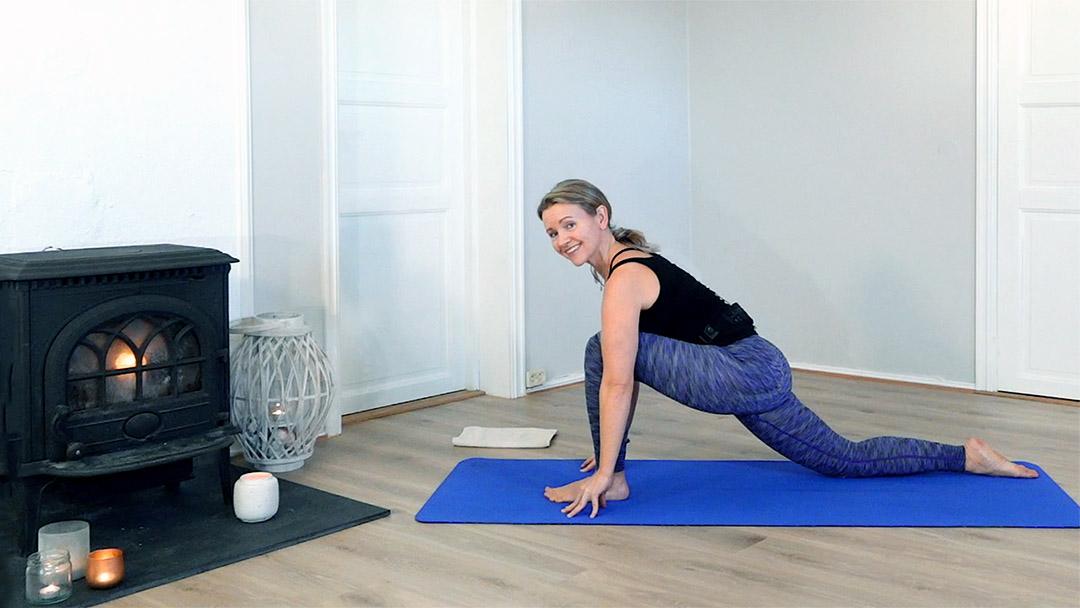 Hatha Yoga / Solhilsen / Hjemmetrening / LaMove